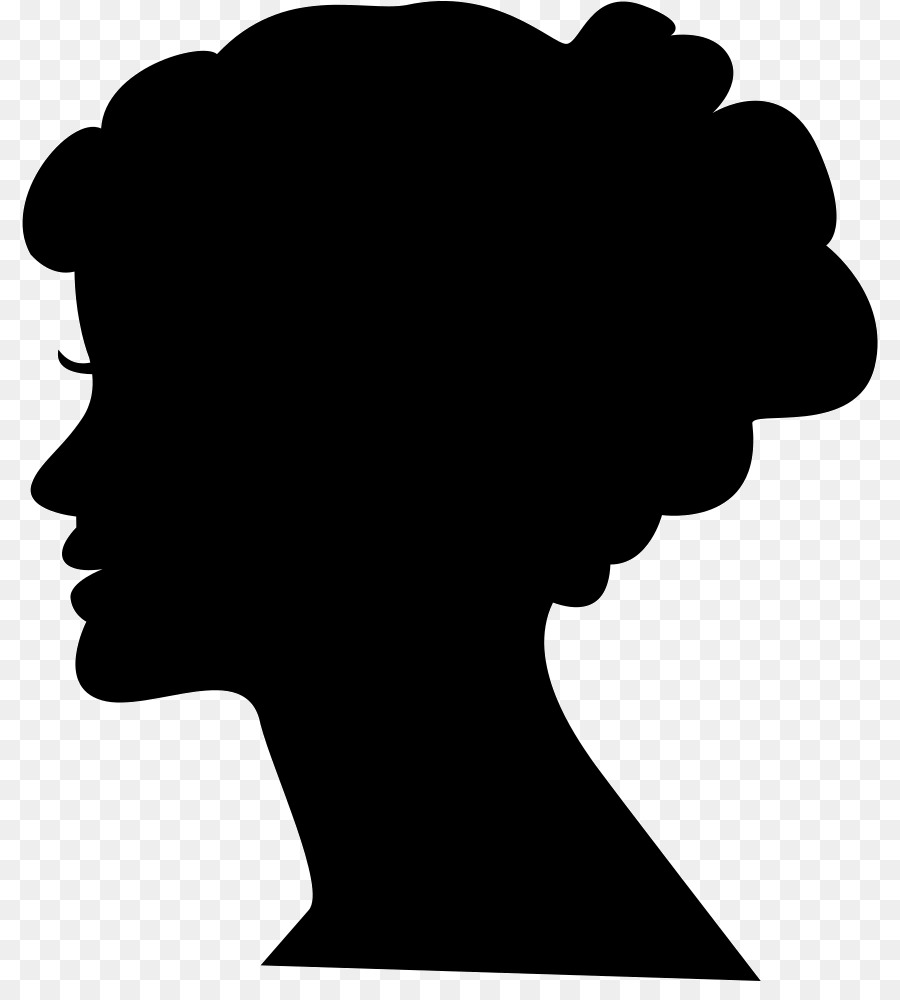 900x1000 Silhouette Drawing Woman Female