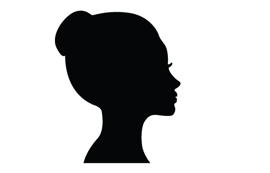 550x354 Face Silhouette Vector Silhouettes, Clip Art And Face