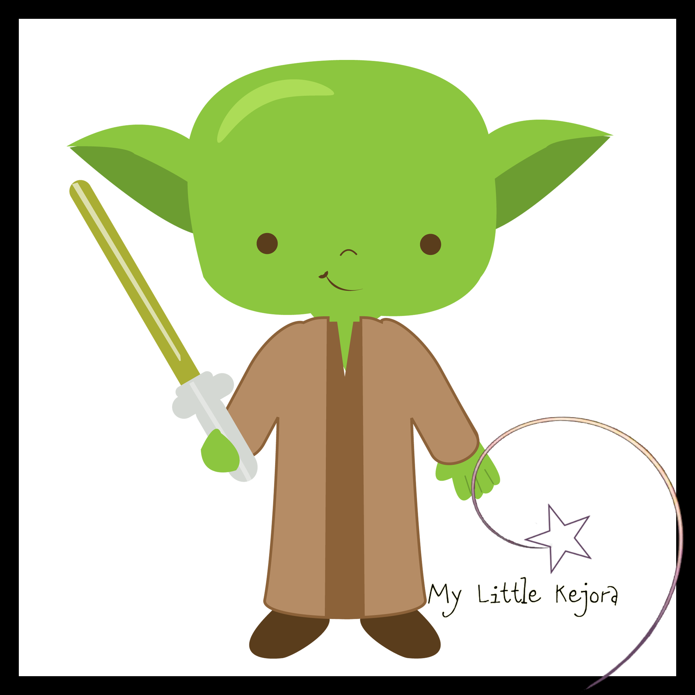 silhouette of yoda at getdrawings com free for personal use rh getdrawings com yoda clip art free yoda clip art free