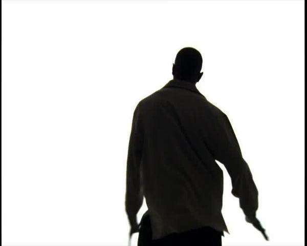 600x480 Silhouette Of A Young Man Dancing