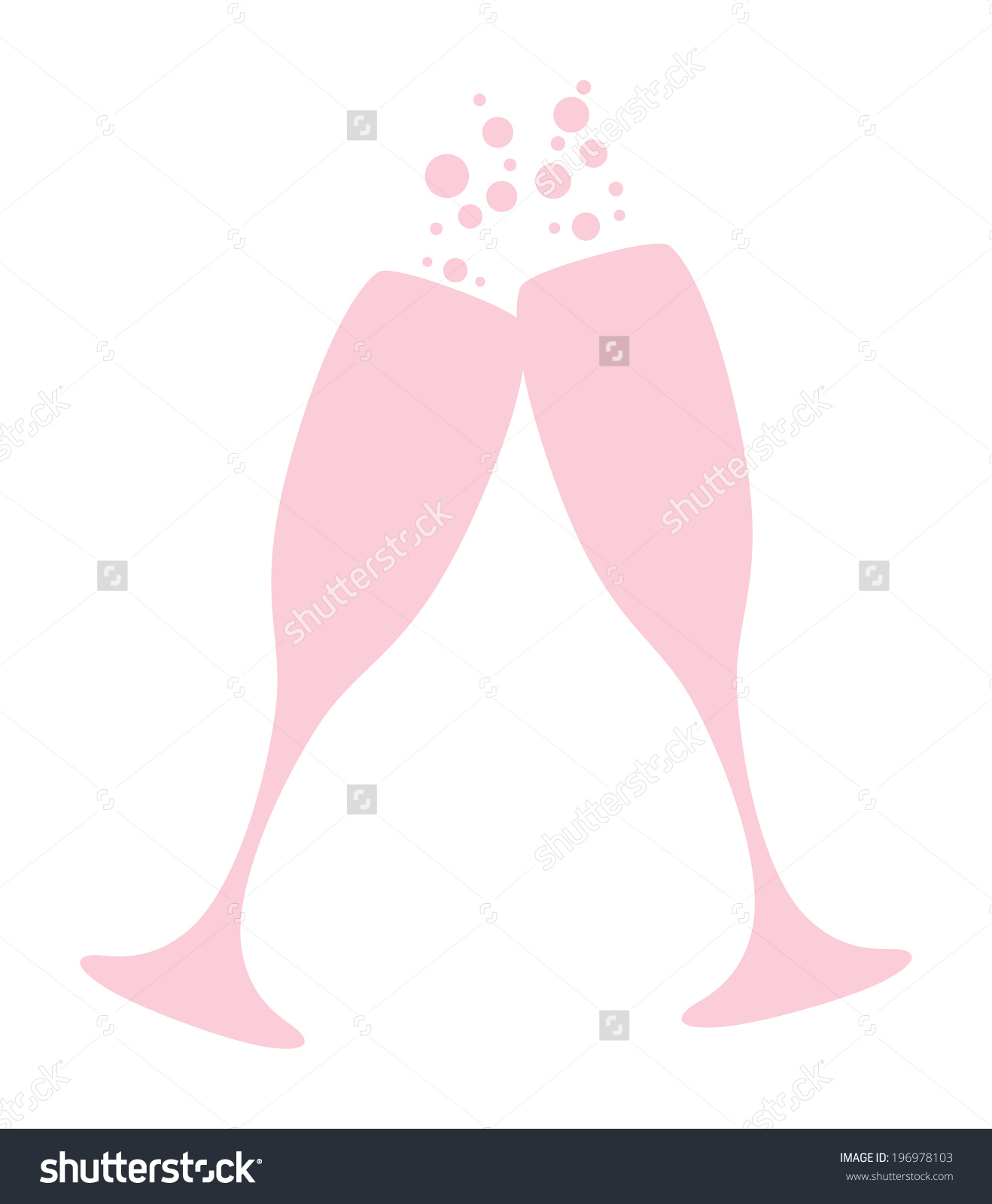 1318x1600 Rose Champagne Clipart