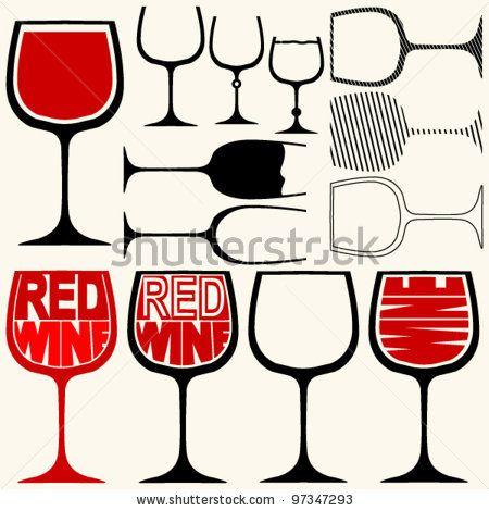 450x470 Wine Glasses Silhouettes By Andriy Zholudyev, Via Shutterstock
