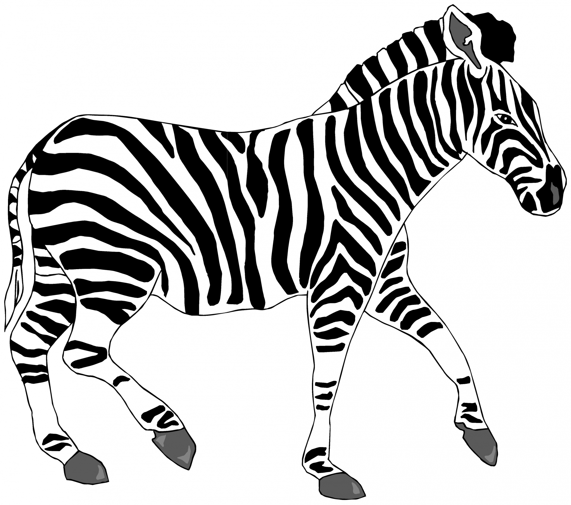 1920x1700 Silhouette Of An Animal Free Stock Photo