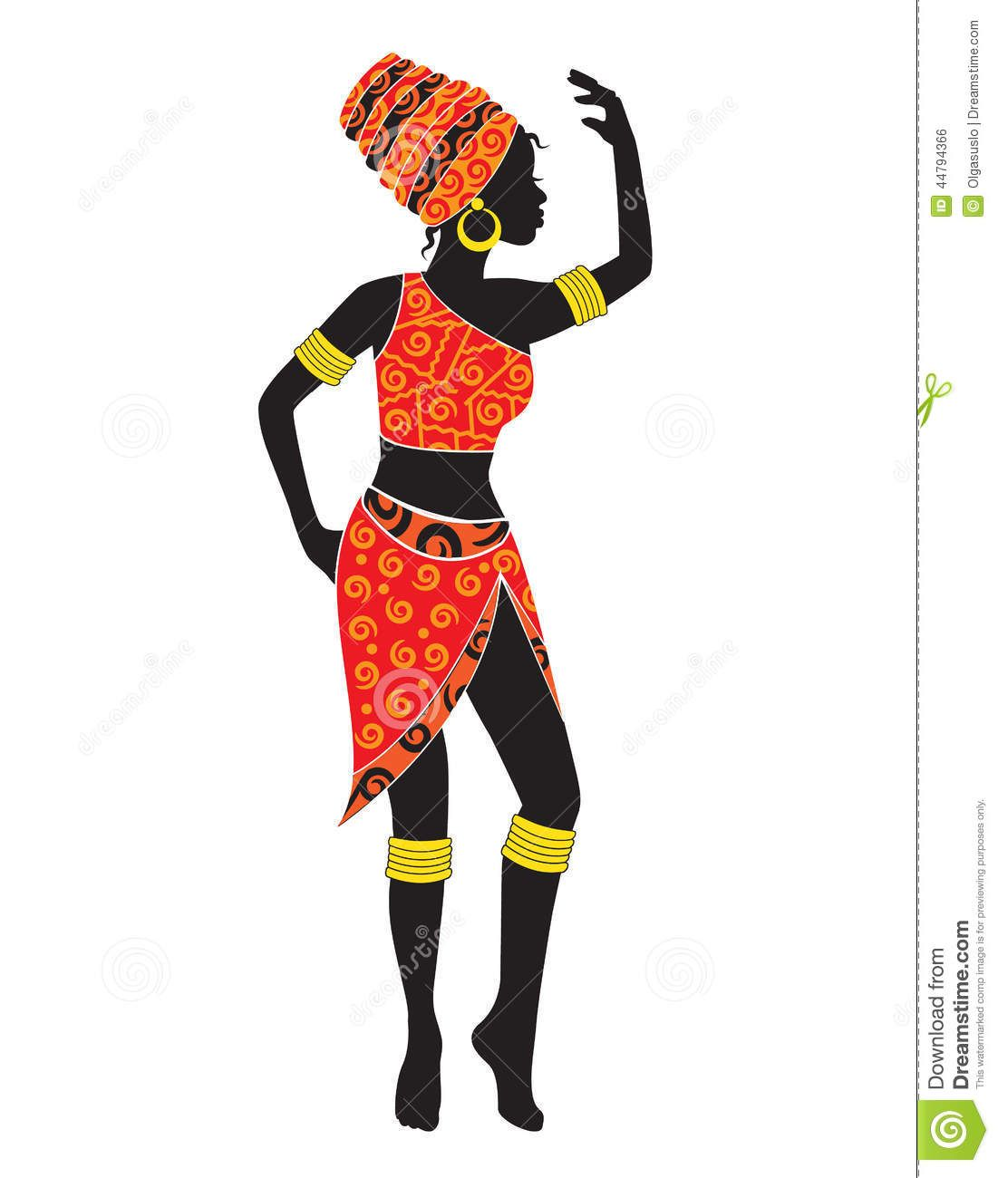 1101x1300 African Woman Silhouette Silhouette Of Dancing African Woman