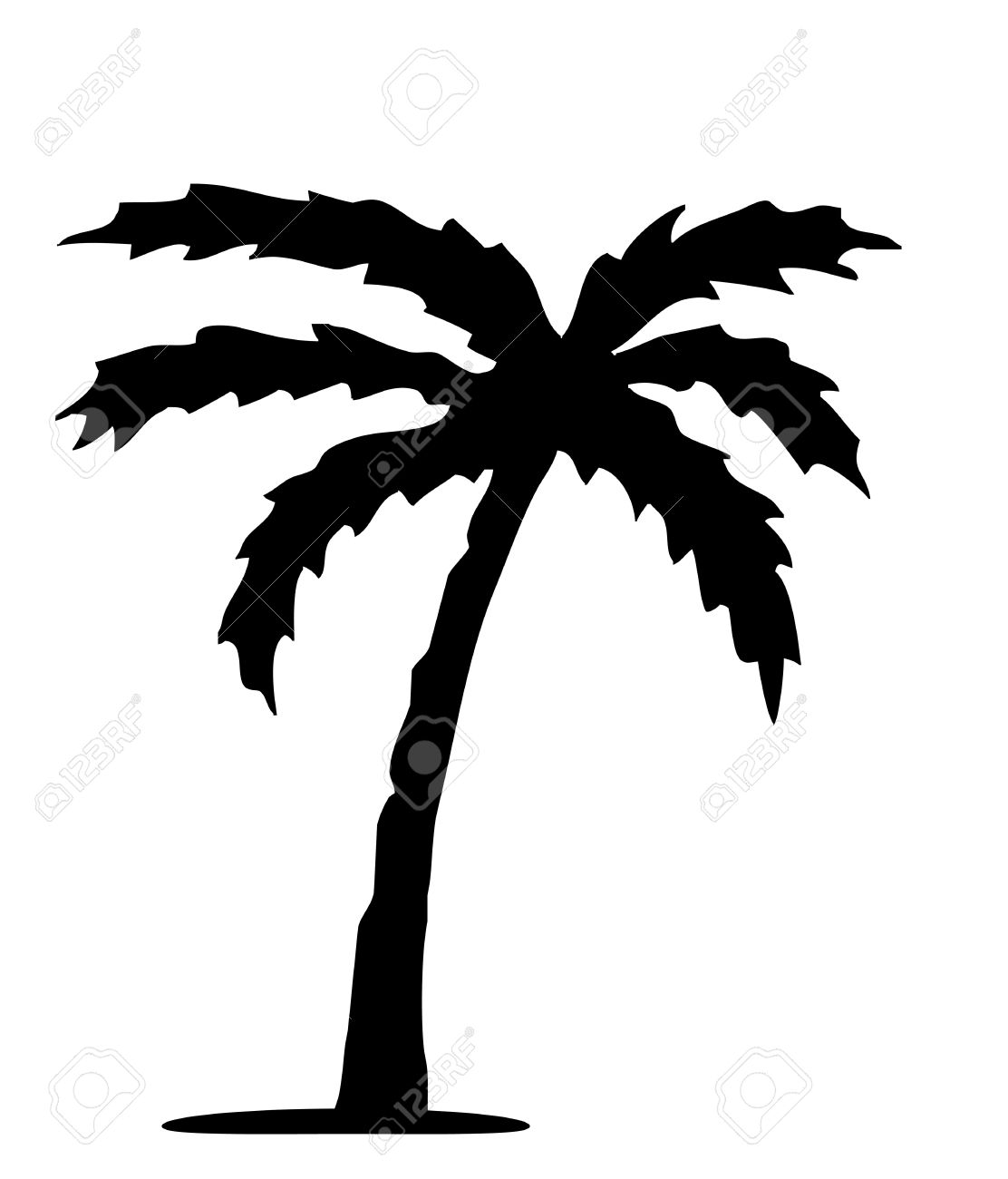 1112x1300 Palm Tree Clipart White Background