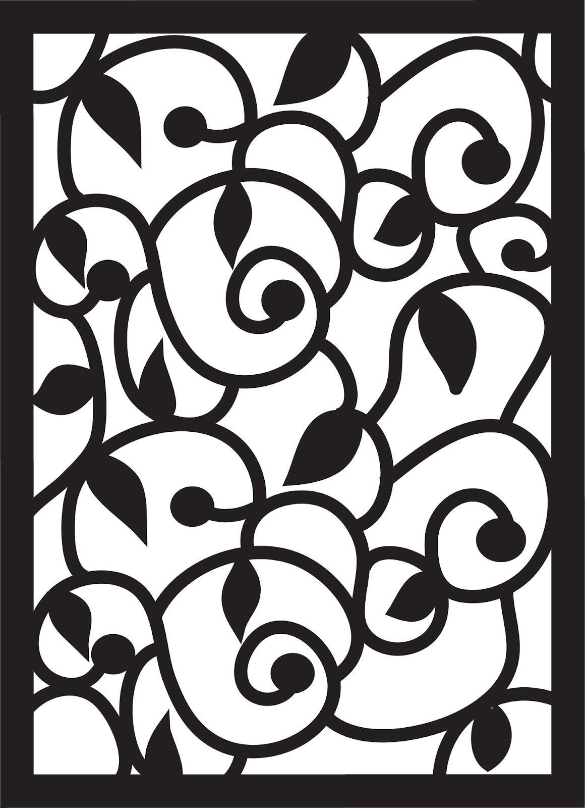 1160x1600 Paper Paper Silhouette Patterns Image. Paper Silhouette Patterns
