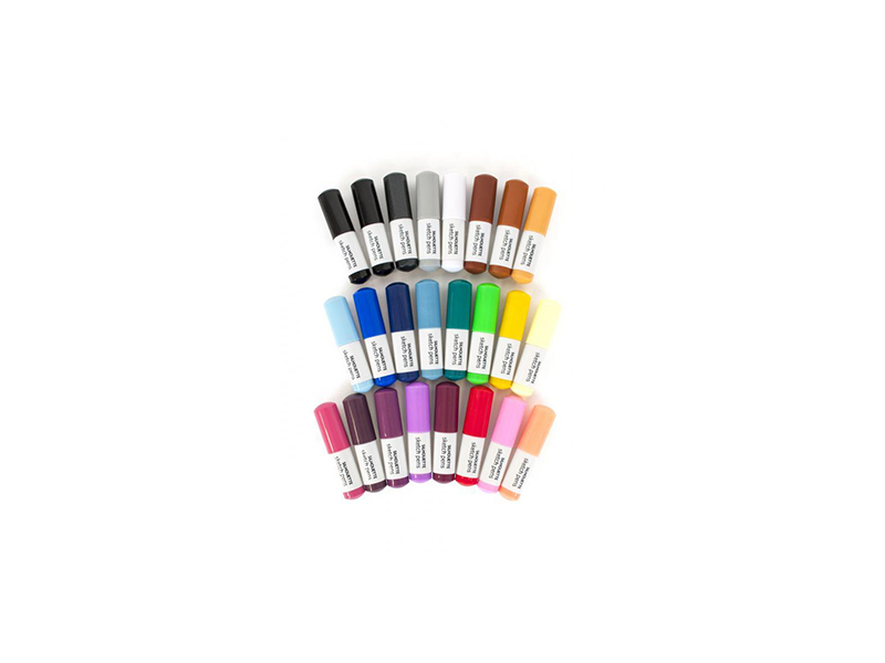 800x600 Silhouette Sketch Pen Starter Kit 24 Colors