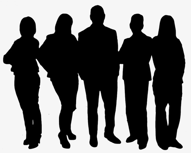 650x522 Mystery Team, Mysterious, Team, Silhouette People Png Image