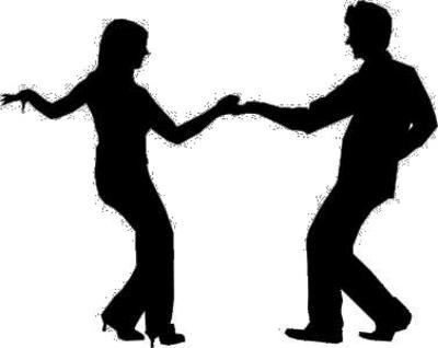 400x318 People Dancing Silhouette 2 Psd9850