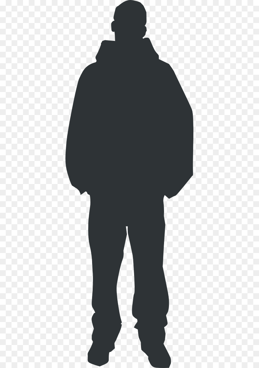 900x1280 Silhouette Person Clip Art