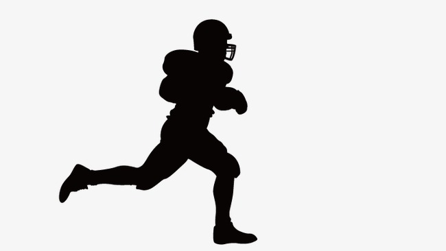 650x366 Running Man, Running Man Silhouette, Fitness People, Silhouette