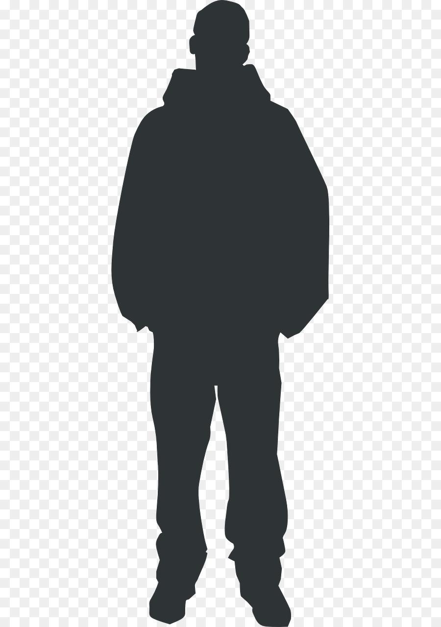 900x1280 Silhouette Person Clip Art