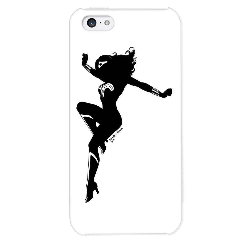 1000x1000 Wonder Woman Silhouette Phone Case For Iphone And Galaxy Dc Shop