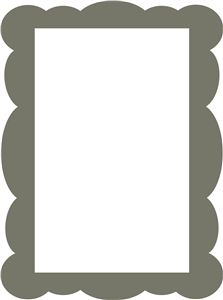 223x300 Image Result For Cool Shaped Silhouette Frames Stencils