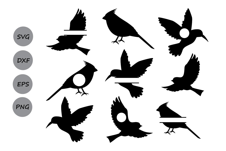 1500x1000 Birds Svg Cut Files, Birds Monogram Svg Design Bundles