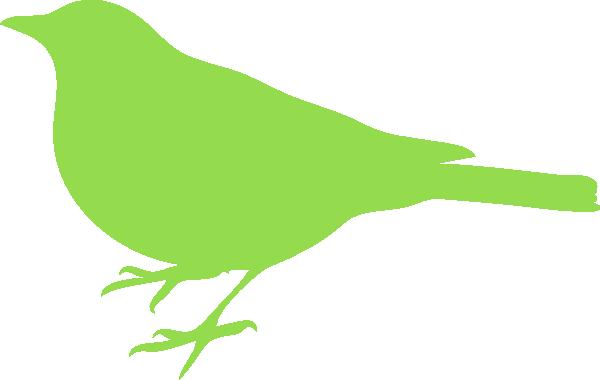 600x380 Bird Silhouette Clip Art