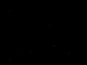 300x222 21470 Black Cat Silhouette Clip Art Free Public Domain Vectors