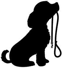 211x230 Beagle Puppy Dog Silhouette