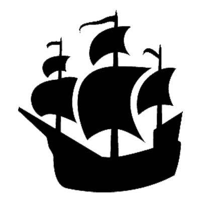 Silhouette Pirate