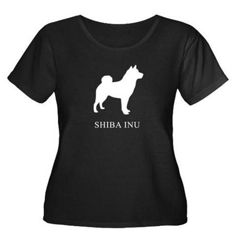 460x460 Silhouette Women's Plus Size T Shirts