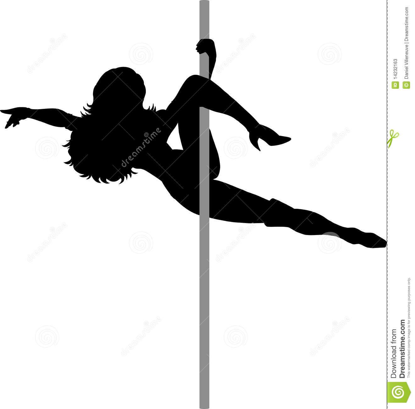 1320x1300 Exotic Clipart Pole Dancer