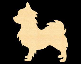 Silhouette Pomeranians