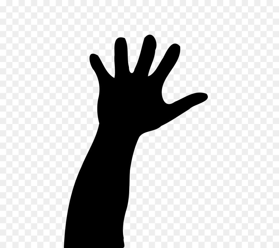 900x800 Praying Hands Silhouette Clip Art