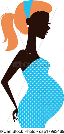 223x470 Pregnant Lady Clip Art Many Interesting Cliparts