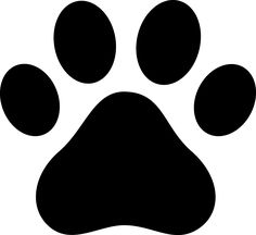 236x216 Dog Paw Print Silhouette Clip Art. Download Free Versions