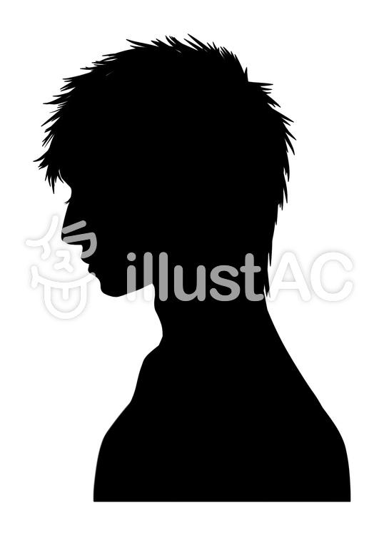 531x750 Free Cliparts Male, Silhouette, Profile