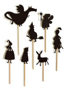 236x307 Teatro De Sombras De Moulin Roty Shadow Puppets From Moulin Roty
