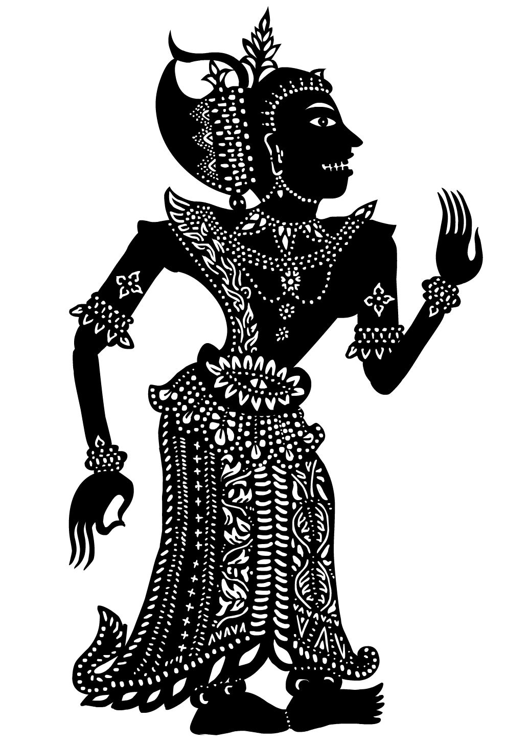 1035x1455 Image Result For Indonesian Puppets Shadow Wayang Kulit