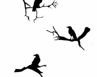 340x270 Ravens Decal Etsy