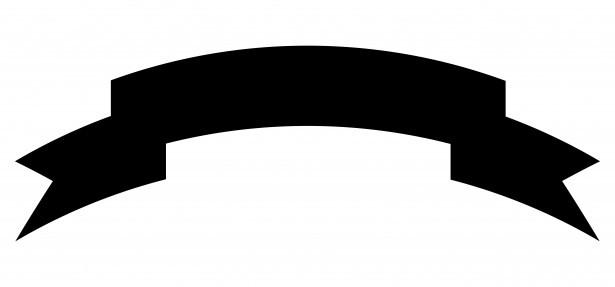 615x287 Ribbon Banner Silhouette Scrapheap