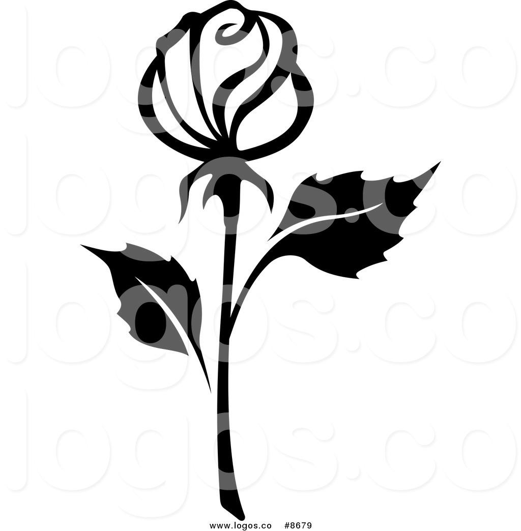 1024x1044 Long Stem Rose Clipart Rose Silhouette Png Clip Art Image