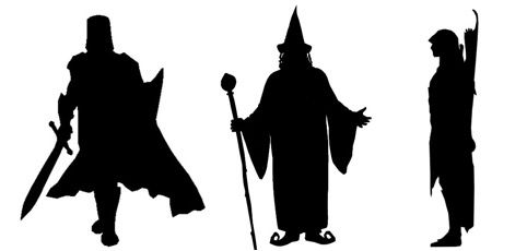 482x230 Image Result For Rpg Silhouettes Concept Silhouettes