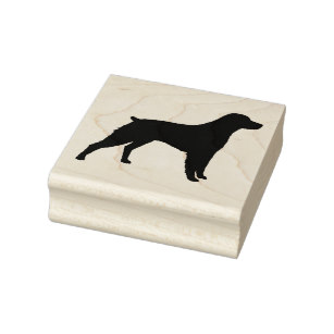 307x307 Spaniel Rubber Stamps Zazzle