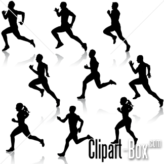 324x324 Runners Clipart Amp Look At Runners Clip Art Images