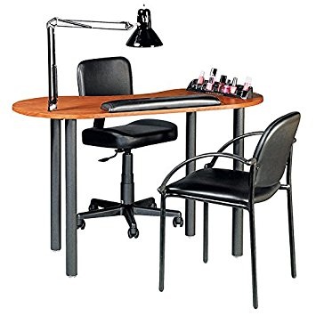 355x355 Kayline Silhouette S100 Salon Spa Manicure Table +