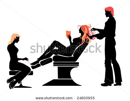450x352 Stock Vector Vector Illustration Of The Beautiful Woman