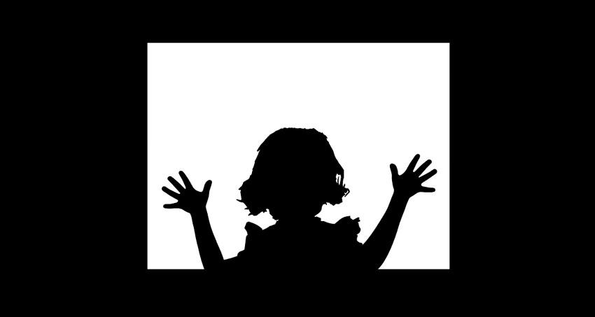 850x453 How To Create A Poltergeist Tv Silhouette Scene In Adobe Illustrator
