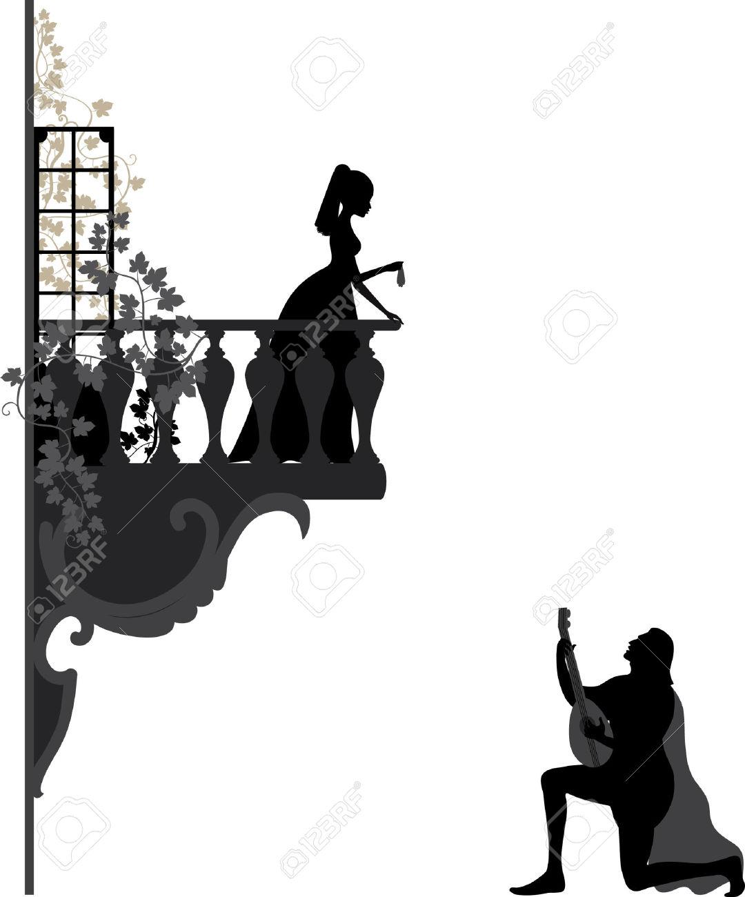1080x1300 Balcony Scene Cyrano De Bergerac Balconies