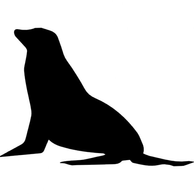 626x626 Mammal Seal Shape Icons Free Download