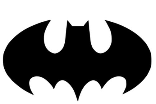 502x336 Batman Svg Cricut Batman, Silhouettes And Cricut