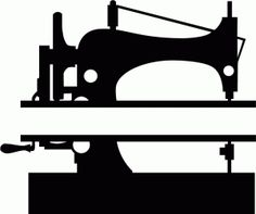 236x197 Craft Your Heart Out Sewing Machine Silhouette Design