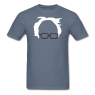 190x190 Bernie Sanders Silhouette By Ezilii Spreadshirt