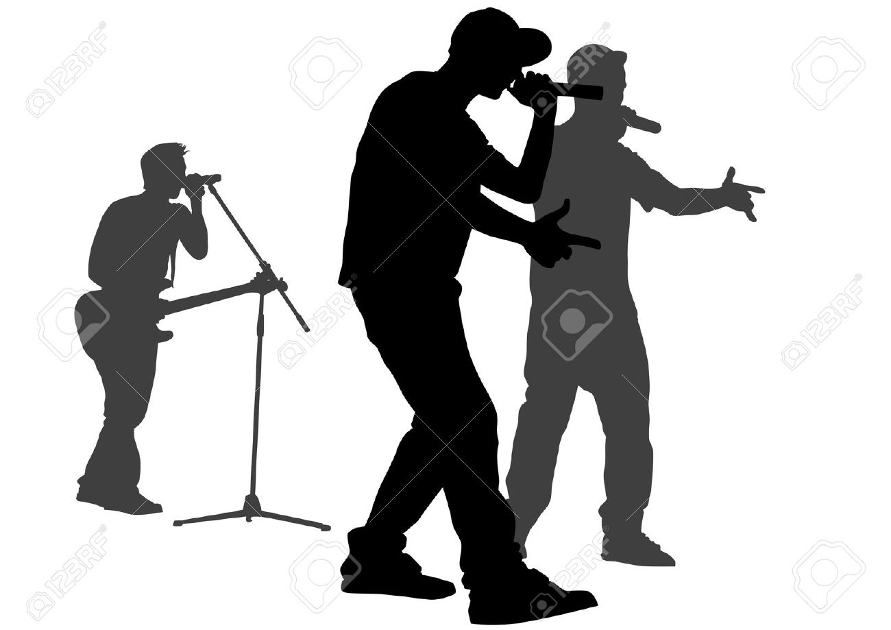 1300x919 Hip Hop Singing Clipart, Explore Pictures