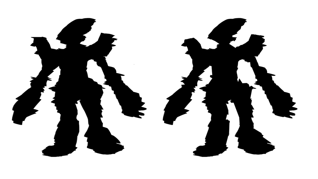 1024x576 Quick Mech Silhouette Sketches By Catapurr