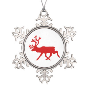 307x307 Lapland Christmas Tree Decorations Amp Ornaments Zazzle.co.uk