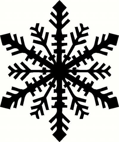 400x476 Snowflake Vinyl Decal Christmas Vinyl Decals Cricut Explore